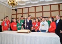 Reconocen a estudiantes jaliscienses premiados en Torneo Internacional de Robótica