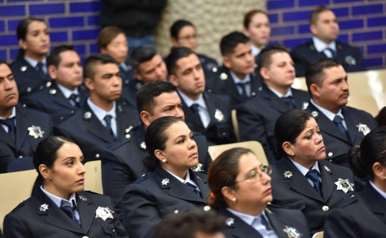 Aumento salarial a policías no es obligatorio: SEPAF; descartan paro laboral