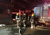Se registran tres incendios en las últimas horas