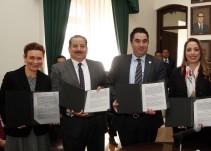 Firman convenio el Poder Judicial con el Instituto Jalisciense de las Mujeres