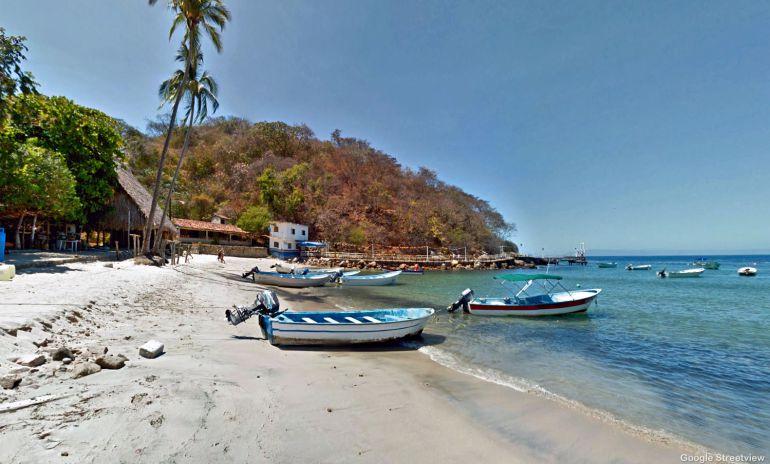 PC y la Marina buscan a tres pescadores perdidos en costas de Jalisco