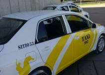 Al concluir la administración, los taxis podrían circular con la nueva imagen