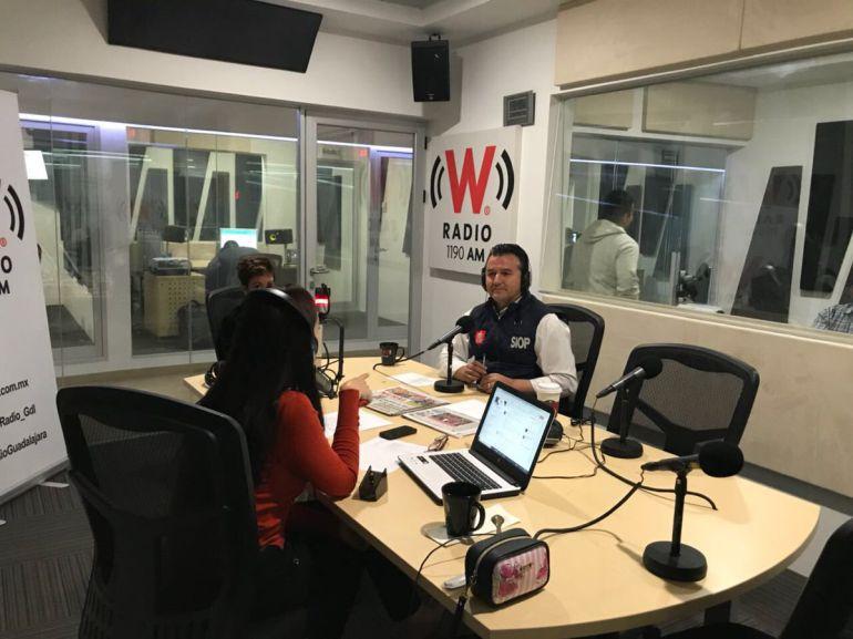 Entrevista con Netza Ornelas srio. obra pública de Jalisco