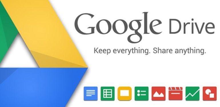 Conoce los cambios en Google Drive