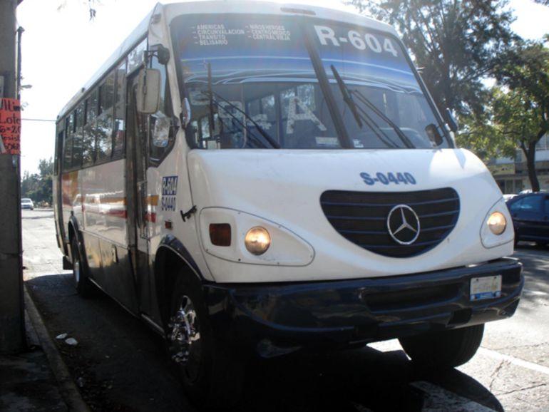 SEMOV vigila que camioneros no cambien su derrotero