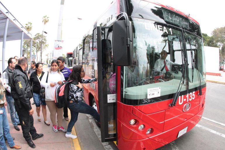 Destaca Rodolfo Guadalajara avances en materia de transporte público