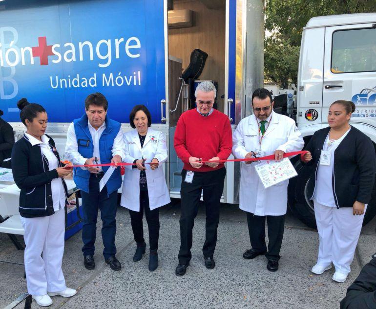 SSJ arranca campaña de donación altruista de sangre