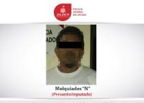 Arrestan a Melquiades N en Colima, quien participó en una balacera en Jalisco