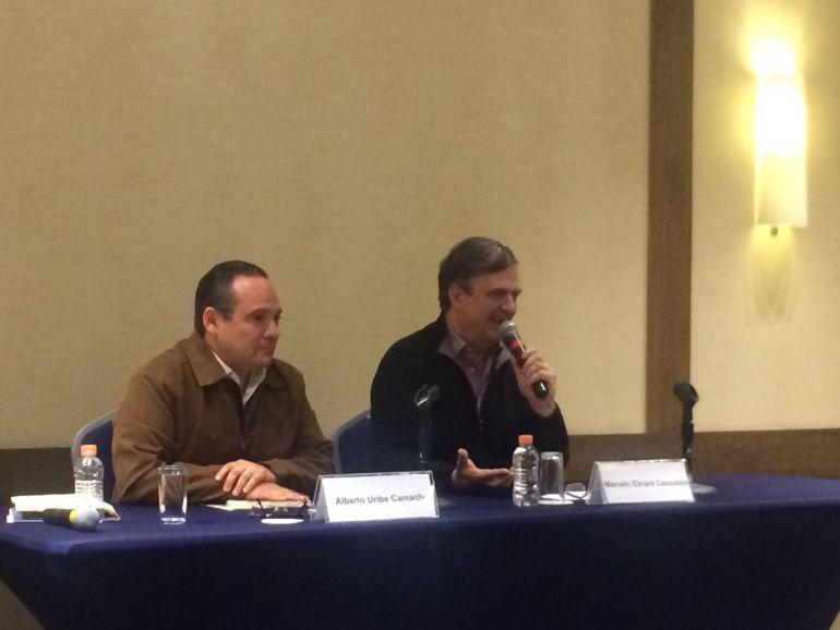 Alberto Uribe hace oficial su cambio a Morena