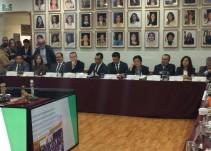 Comparece el secretario General de Gobierno ante la Glosa