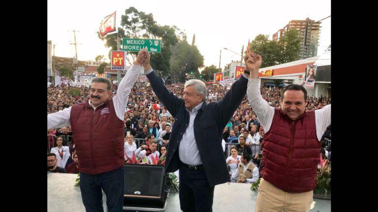 AMLO cierra precamapaña en Jalisco