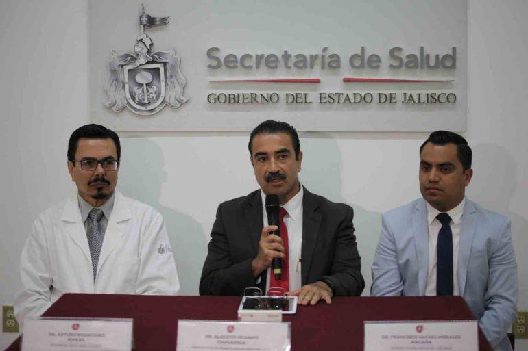SSJ intensificará programas de salud para hombres febrero