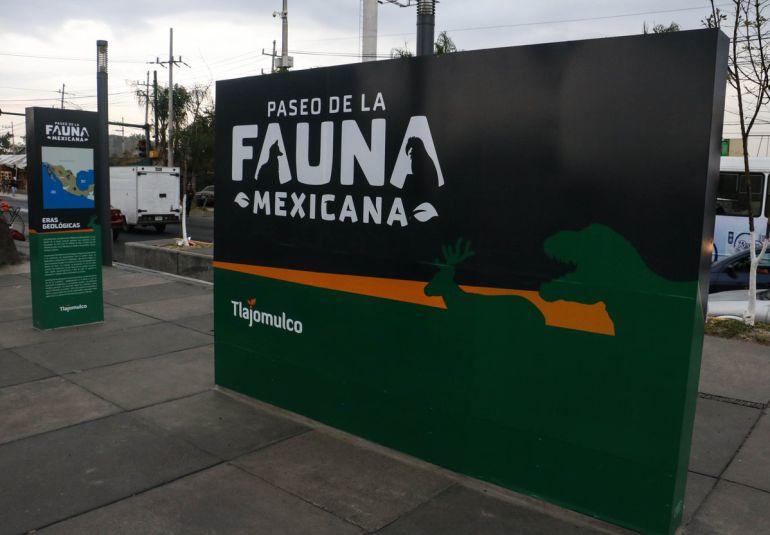 Llegan los dinosaurios a Tlajomulco
