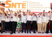 Juan Díaz permanecerá al frente del SNTE durante 6 años