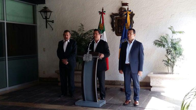Nombran a Luis Carlos Nájera como nuevo secretario de Trabajo