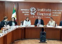 IEPC garantizará seguridad a candidatos a través de cercos de vigilancia