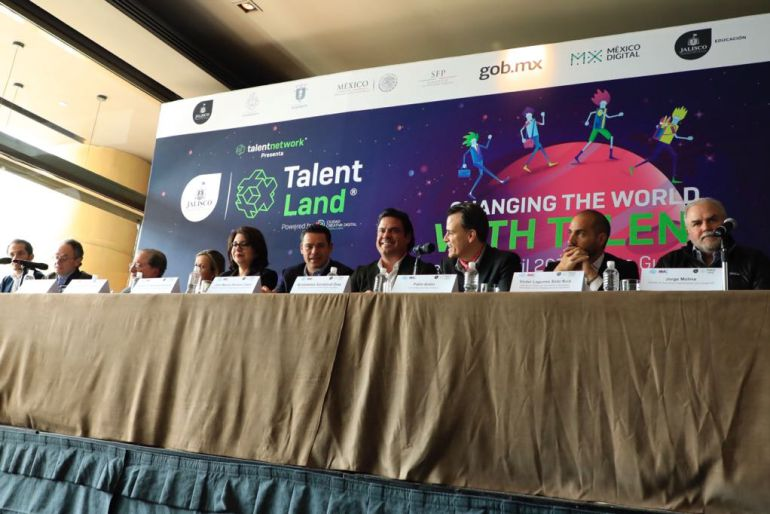 Esperan 30 mil jóvenes al Talent Land