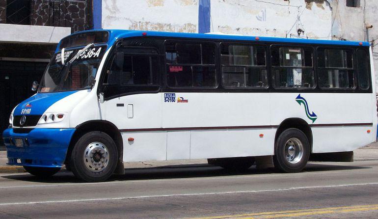 Pondrán bajo lupa las rutas de transporte público