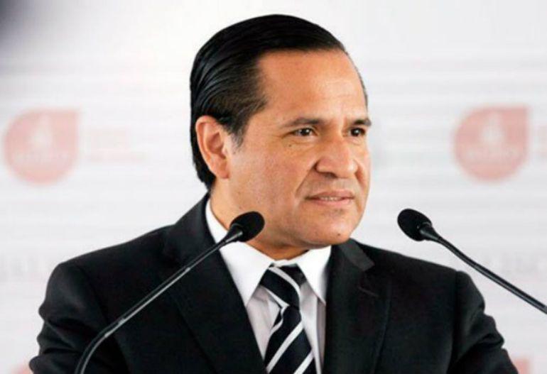 Eduardo Almaguer denuncia amenazas
