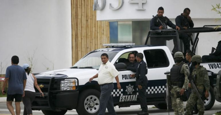 Entrevista sobre policías infiltradas en Jalisco