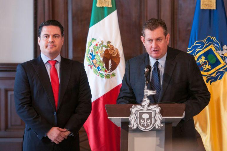 Nájera niega que desapariciones en Jalisco afecten la inversión de empresas