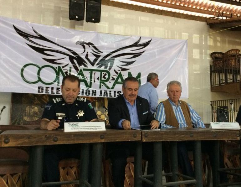 CONATRAM pide a SCT subsidios por falta de seguridad en carreteras