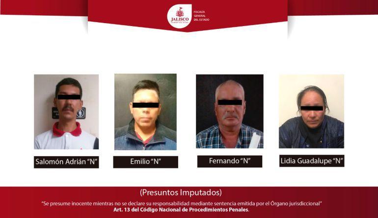 Juez determina inocente a uno de los acusados de la desaparición de italianos