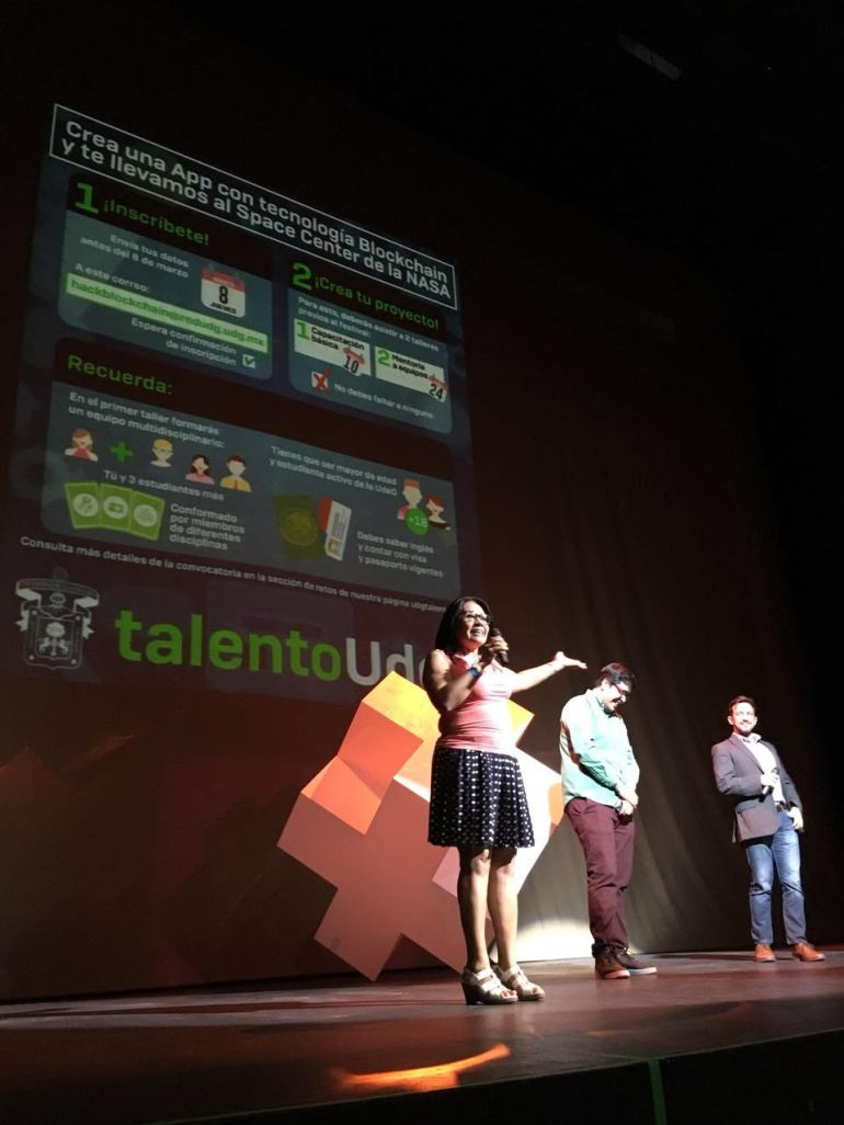 Talent nights, testimonio de proyectos reales