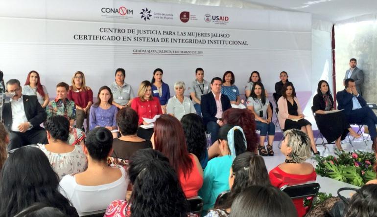 Instalan Centro de Justicia para las Mujeres en Puerto Vallarta