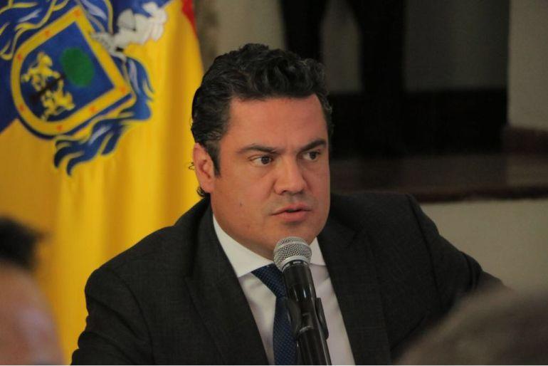 Gobernador descarta intereses electorales en la intervención de la policía tlaquepaquense