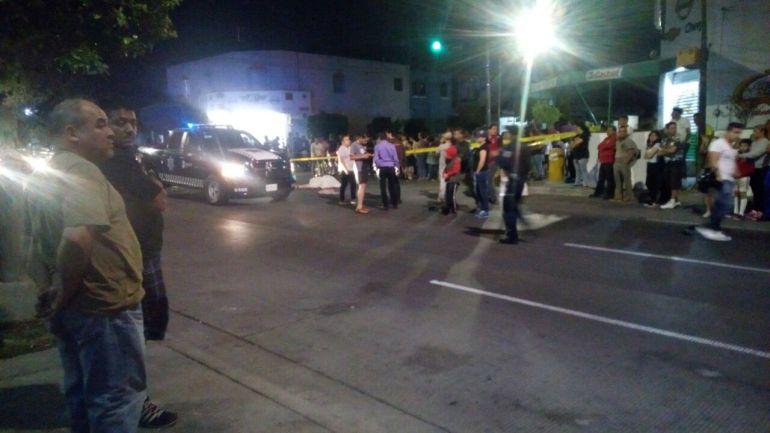 Accidente por semáforo descompuesto dejó un muerto en San Andrés