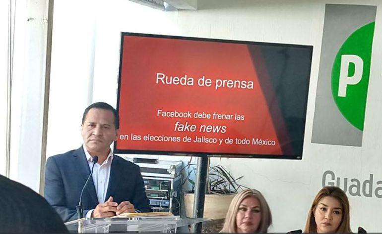 PRI Guadalajara presenta denuncia contra MC