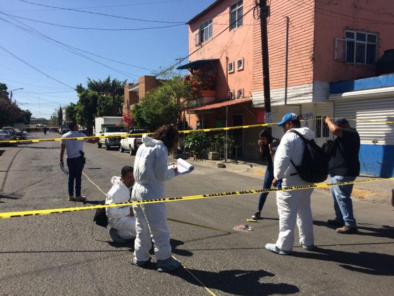 Comando armado realiza triple homicidio en Guadalajara