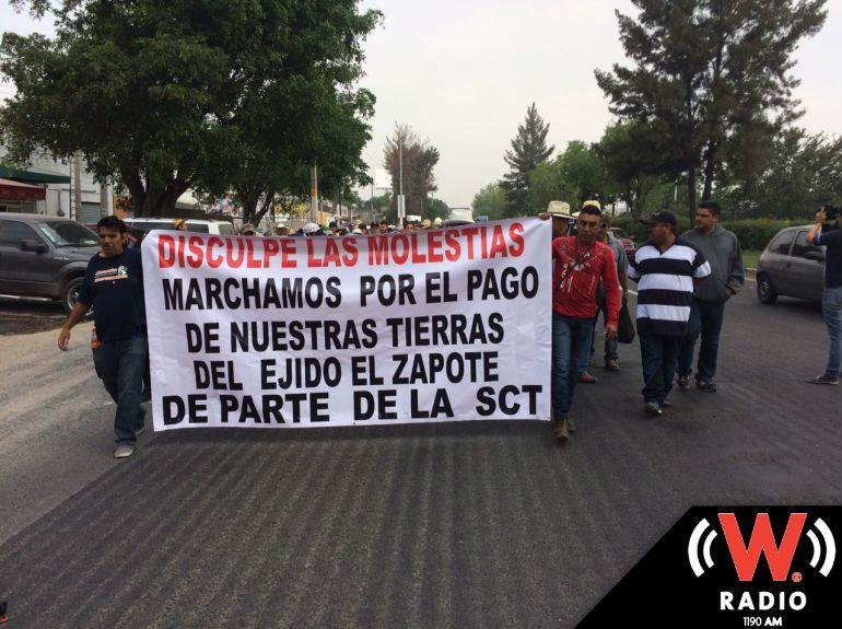 Ejido El Zapote obtiene otra suspensión favorable en la lucha por los terrenos del Aeropuerto