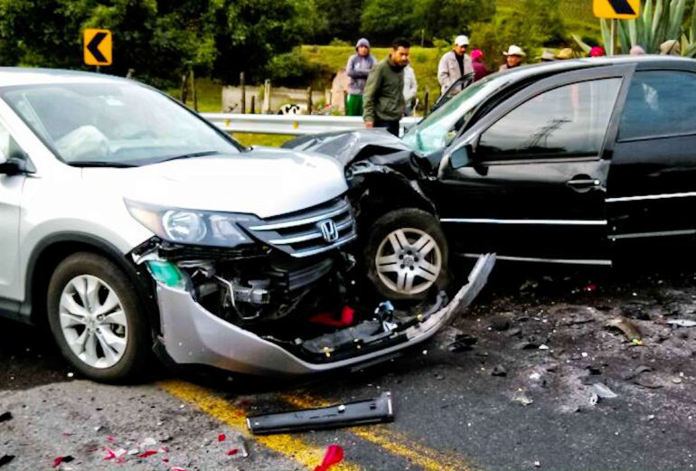 A la baja pero aún es alto el número de accidentes viales
