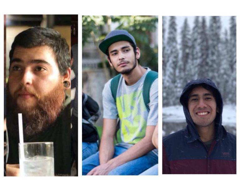 Encuentran coches de estudiantes de cine desaparecidos