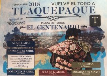 Regresa la temporada de toros a Tlaquepaque