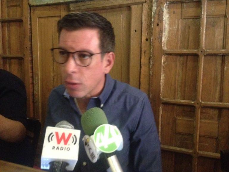 Miguel Castro presentará a su equipo de campaña