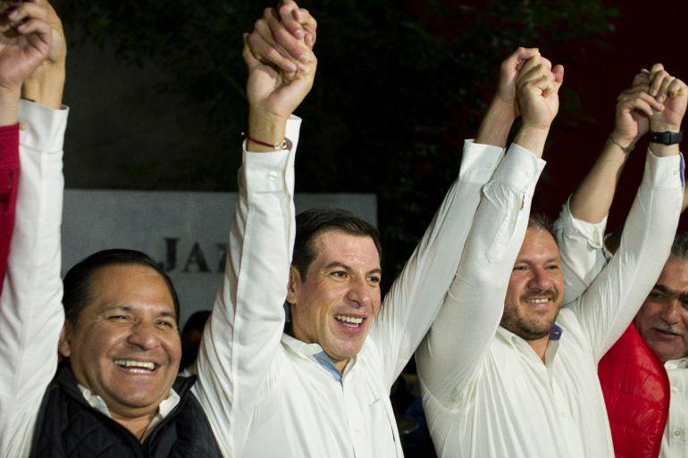 Inicia campaña Miguel Castro