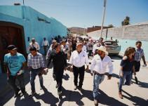 Enrique Alfaro promete mejorar infraestructura carretera en la Zona Norte