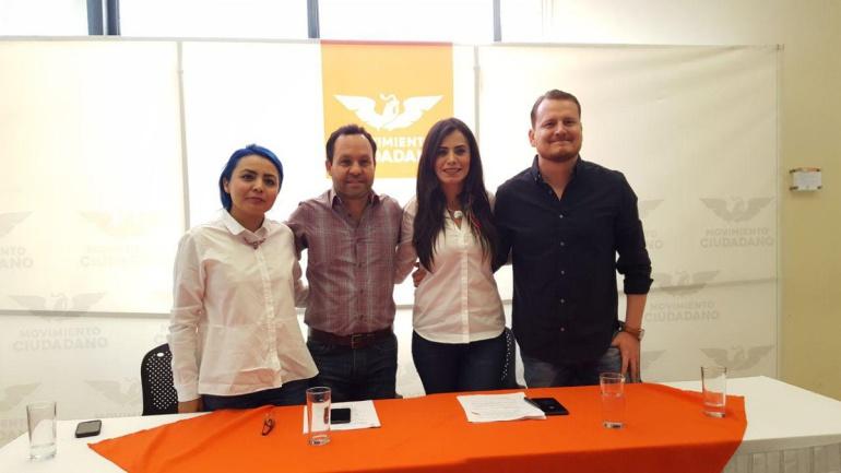 Presentan su agenda legislativa Candidatos emecistas al Senado por Jalisco