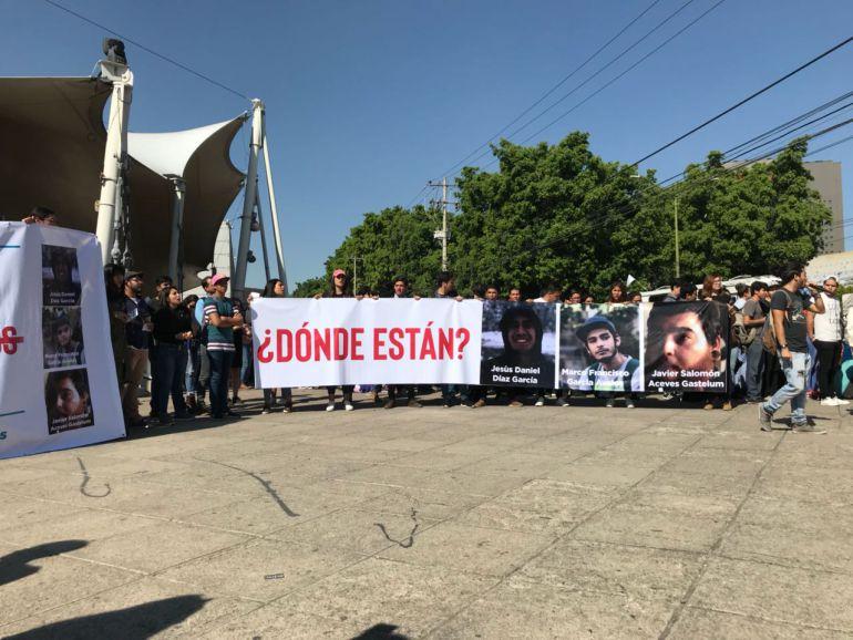 Descarta CCIJ afectaciones a inversiones tras manifestaciones por desaparecidos