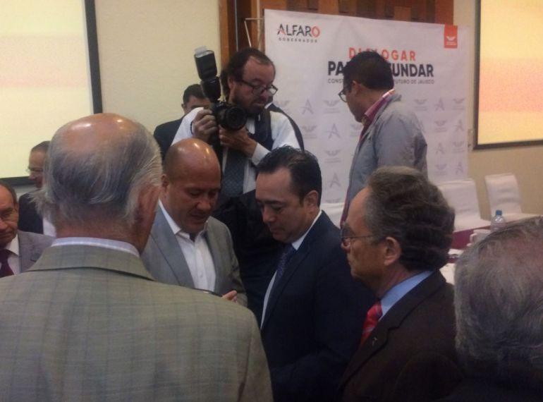 CCIJ da visto bueno a la propuesta de seguridad de Alfaro