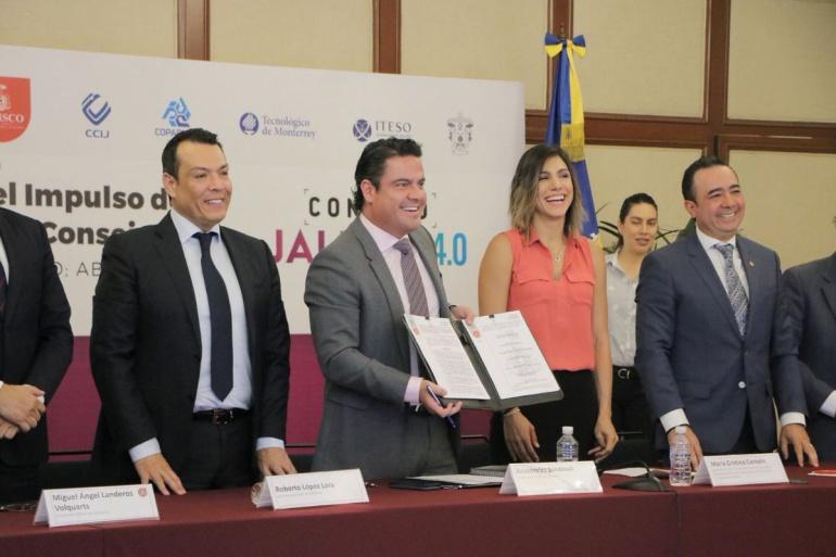 """Crean """"Consejo 4.0"""" para impulsar economía digital"""