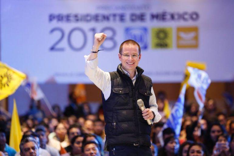 Anuncian visita de Anaya a Jalisco