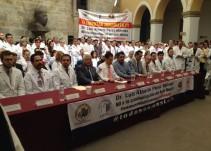 Médicos de Jalisco piden despenalizar su profesión