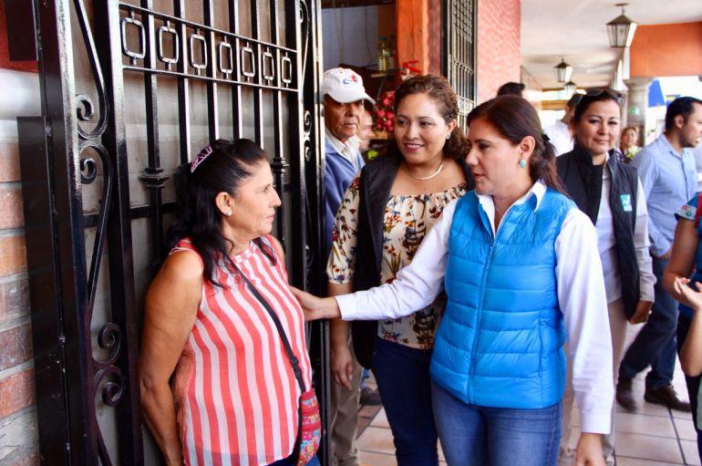 Vamos por una universidad virtual, no deben pertenecer a políticos: Martha Rosa Araiza
