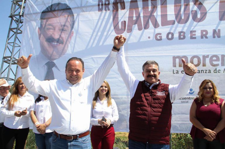 """En Tlajomulco cerrarán filas para que gane la coalición """"Juntos haremos historia"""""""