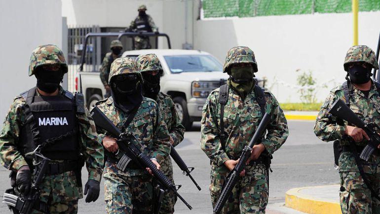 16/04/2018 @ 20:24 Por error, Marina dispara a policías en Jalisco
