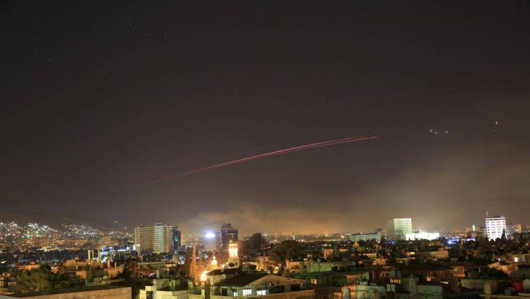 Para entender el ataque de EEUU a Siria